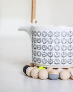Shake My Blog | Une dessous de plat DIY