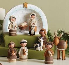 Vietnam Nativity (5 Piece Set) - Deseret Book  eskimo canada