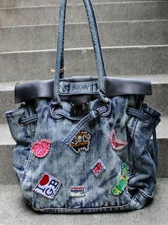 bag of jeans