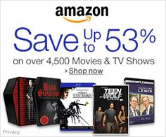 Save Up to 53% on over 4500 Movies & TV Shows - http://www.guesswho.ro/us/save-up-to-53-on-over-4500-movies-tv-shows/ #53, #Movies, #Save, #TVShows, #US