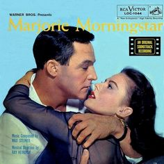 """Marjorie Morningstar""  (1958, RCA).  Music from the movie soundtrack."