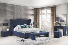 Set Mobila Dormitor Tiffany #homedecor #inspiration #interiordesign Design Loft, Deco Design, Box Design, Box Bed, Tiffany, Lighting Design, Couch, Interior Design, Elegant