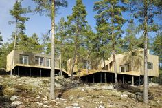 Sandell Sandberg - Timarö Vacation House - Akersberga, Sweden
