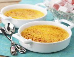 Recette - Crème brûlée à la vanille au Thermomix | Notée 4.2/5