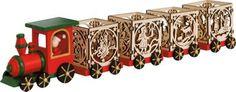 Toy Train Christmas Decoration