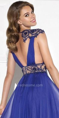 Woods Evening Dress by Tarik Ediz  #dress #dresses #fashion #designer #tarikediz #edressme