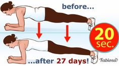 Four-Minutes-a-Day Exercises Will Give You A Perfect Body Results In Less Than A Month