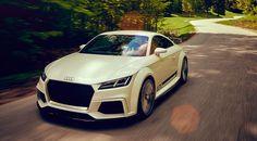 Audi TT 420 quattro Sport Concept Car