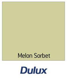 melon sorbet paint - Google Search