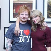 Ed Sheeran(エド・シーラン), Taylor Swift(テイラー・スウィフト)