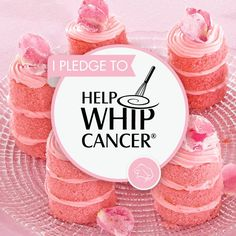 How can you Help Whip Cancer? It's as easy as showing your support. Upload of our exclusive Facebook cover photos for the month of May by clicking the photo above.