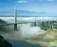 Millau Viaduct, Norman Foster