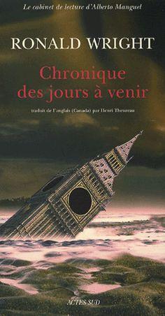 Un roman SF sur fond écolo-humano-philoso-archéo intéressant ;-)