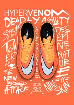 Sport poster design nike shoes ideas for 2019 Nike Football Boots, Nike Boots, Nike Poster, Poster Poster, Design Nike Shoes, Nike Ad, Nike Shoes Outlet, Sneakers Fashion, Women's Sneakers