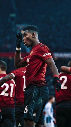 Manchester United Football Players Images, Best Football Players, Football Is Life, Football Boys, Soccer Players, Manchester United Stadium, Real Madrid Manchester United, Manchester United Wallpaper, Pogba Wallpapers