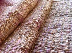 Tejido de cinta y lino