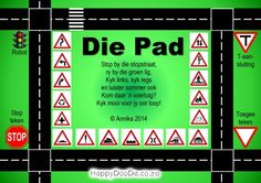 Digital Printables in Afrikaans and English