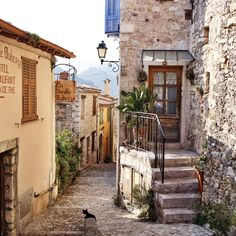 The best of the region hides away from its famed, glittering beach clubs. I've listed 5 of the prettiest villages on the French Riviera, starting from. French Trip, French Summer, Cap D Antibes, Antibes France, Cancun Hotels, Beach Hotels, Beach Resorts, Spain Travel, France Travel