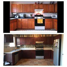 Kitchen Ideas Rustoleum Cabinet Transformations