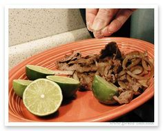 Fajita Recipe | Gwen's Nest