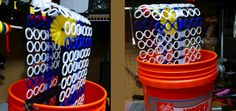 Blow 14,000 Bubbles Per Minute with This 3D Printed 'Bubble Bucket'