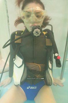 Underwater, Wetsuit, Princess Zelda, Wonder Woman, Superhero, Sexy, Swimwear, Fictional Characters, Beauty