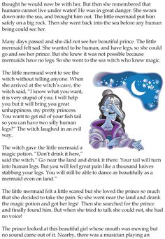 Grade 3 Reading Lesson 7 Fairy Tales The Little Mermaid 2 Stories With Moral Lessons, Moral Stories, Short Stories, English Stories For Kids, English Story, Learn English, Reading Comprehension Activities, Reading Passages, Grade 1 Reading