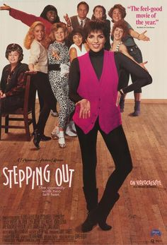 """Liza Minelli in """"Stepping Out"""""""