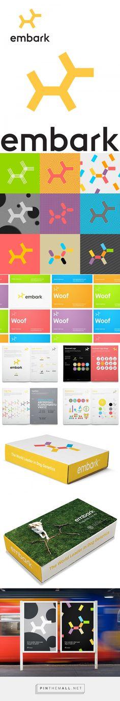 A estrenar: nuevo logotipo e identidad de Embarque por MetaDesign ... - un agrupados imágenes foto - Pin ellos Todo