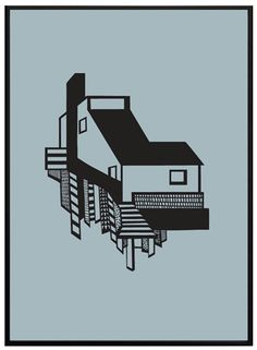 A House - Dagens poster - Boligcious