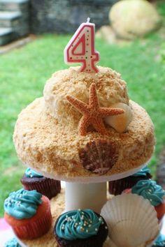 Belle's Mermaid Birthday 2011