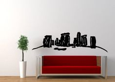 Stonehenge+World+Famous+Wonders+Decals+Landmarks+Decal+by+YMDecals,+$40.00