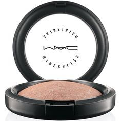 Everyone is all about strobing these days (aka highlighting), and this MAC compact is one of my favorites. I like to use a fan brush to apply this shimmering powder to my cheekbones, nose, upper lip, and chin.