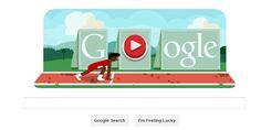 2012 Olympics Google