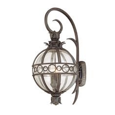 Troy Lighting Campanile 4-light Wall Lantern Campanile Bronze