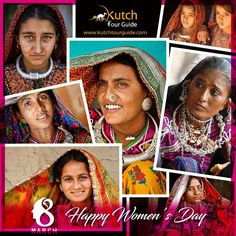 Kutch work is one of the most exquisite arts and crafts which literally takes your breath away but it is the stories of the craftswomen which are even more inspiring. Happy Women's Day to this Powerful woman of Kutch.  #WomensDay #WomenDay #IndianCulture #Community #ProudWomen #KutchiWomen #WomenofKutch