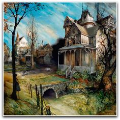2 new prints by Esao Andrews