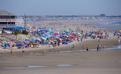 ogunquit beach, maine - York-Ogunquit Storage Solutions Recommends that when the tide goes out, you can spread out too