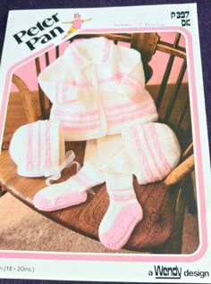 3f3f3d587ffa Baby Fairisle Cardigan Sweater   Hat Sirdar   3697 knitting pattern ...