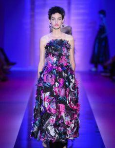 Giorgio Armani Privé Haute Couture Fall/Winter 2015-2016