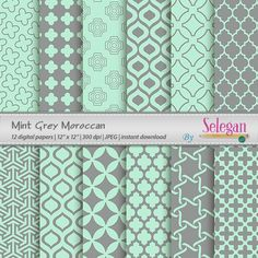 decoración+marroquí+Menta+gris+marroquí+descarga