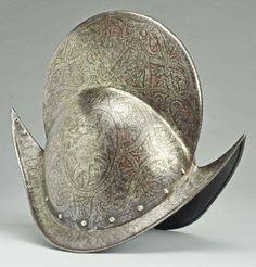 Morion Helmet. Sold for $ 4500
