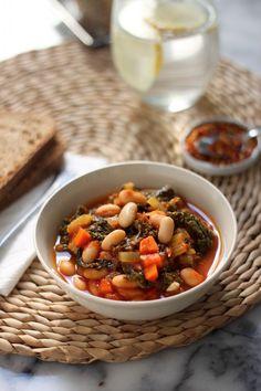 (Vegan) Chunky Italian Vegetable Stew