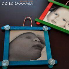 diy frames - gift for grnparents