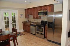 basement kitchenette/bar | Basement Kitchenette