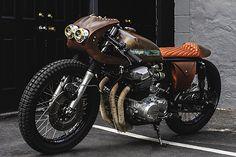 ϟ Hell Kustom ϟ: Honda CB750 1972 By Thirteen And Company