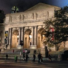Stephen A. Schwarzman Building at The New York Public Library - Free!