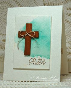 Stamping with Klass: Happy Easter