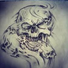 Image result for smoke tattoos