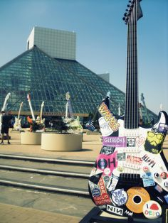 Read about, and see lots of pictures of my trip to Cleveland Ohio!